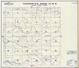 Township 14 N., Range 1 E., Mitchell Creek, Lucas Creek, Lewis County 1960c